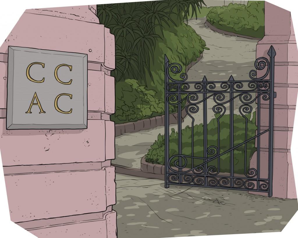CCAC quake 1989